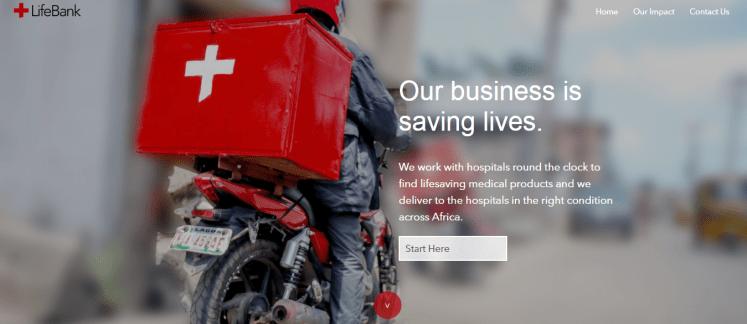 LifeBank Nigerian Startup