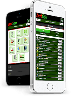 Bet9ja Mobile - Nigeria Top Betting App - Pishon Design Studio