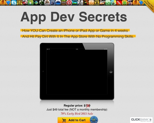 How To Create An Iphone Or Ipad Apps And Games Succeed In App Store!