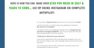 Profitsgram – New Improved Funnel With Monster Epc + $1550 Contest