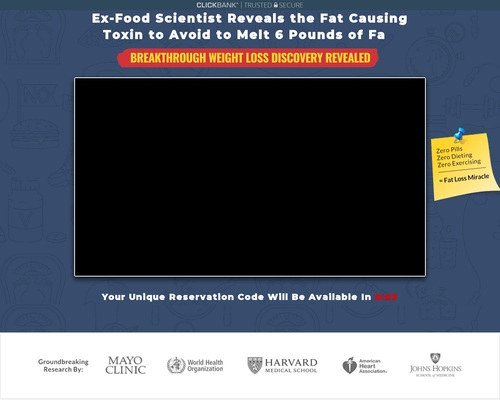The Fat Loss Miracle – Insane New Weight Loss Offer In 2019