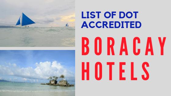 dot boracay hotels