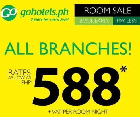 Philippines Hotel Promo