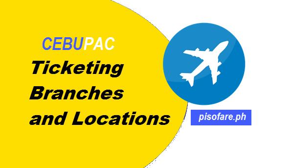 cebu pacific branches location