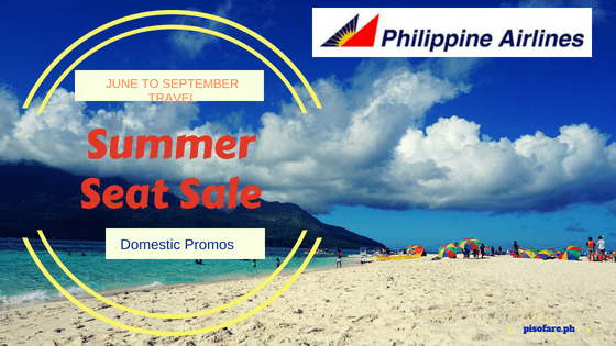 Philippine Airlines summer seat sale domestic
