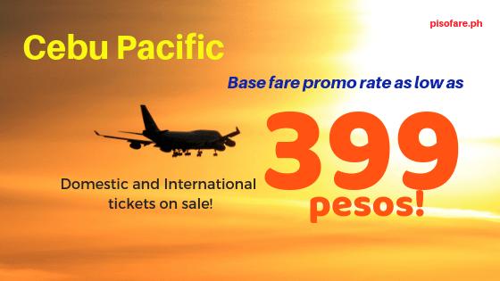 sale tickets 2019 cebu pacific