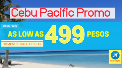 299 promo july to october 2019