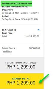 Manila-to-Kota-Kinabalu-Promo-Ticket