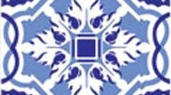 Azulejo 15x15 decoração - Ref -502