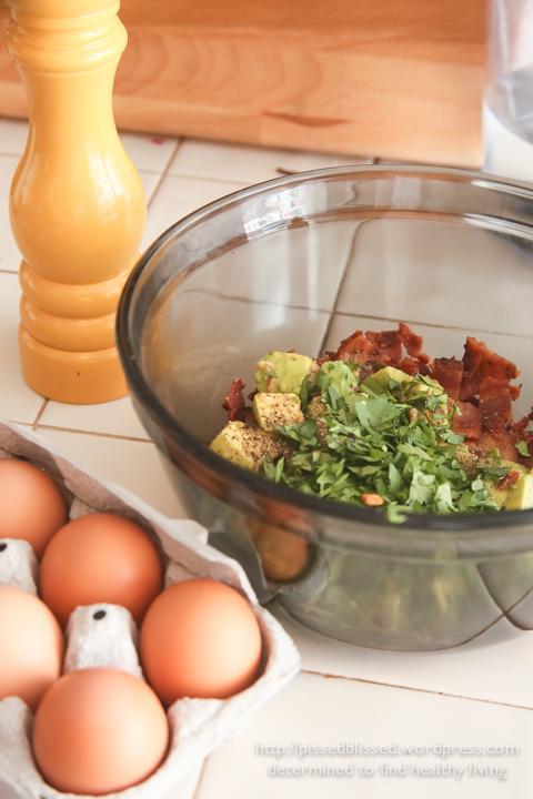 Breakfast Egg Salad (3/3)