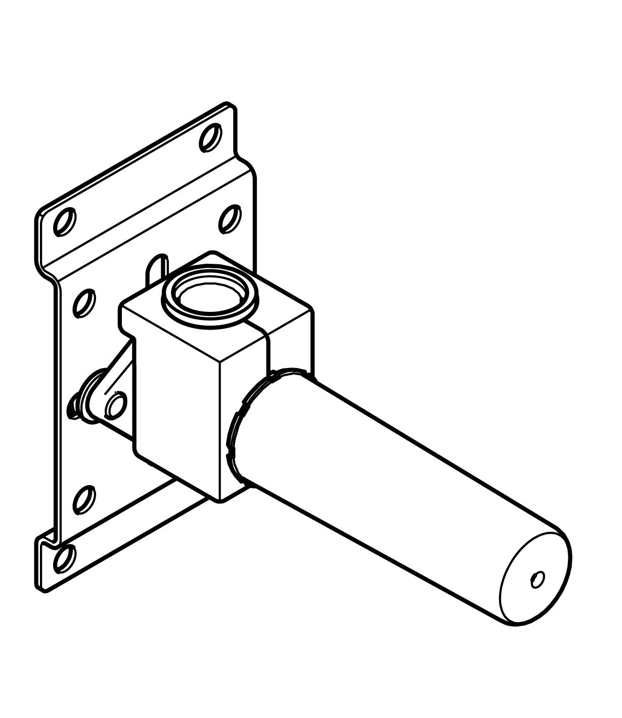 Dorr D90100 90-100mm Focusing Gear Ring Electronics