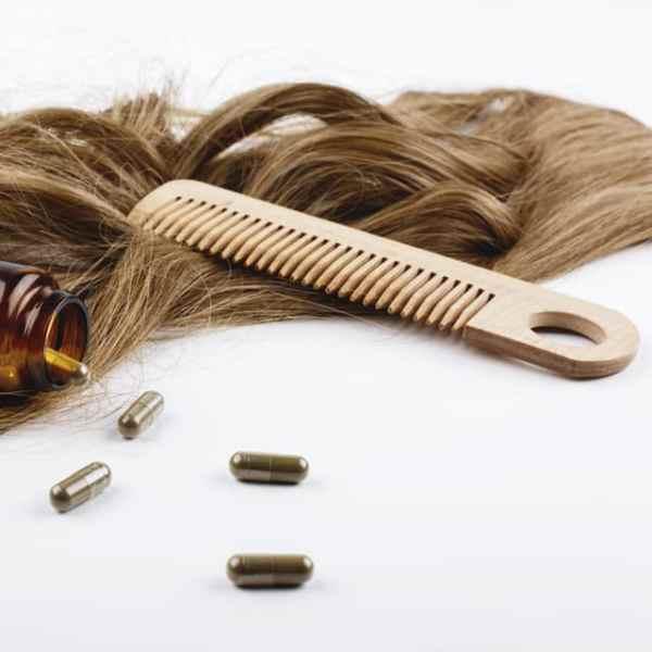 cabello sano pistachos