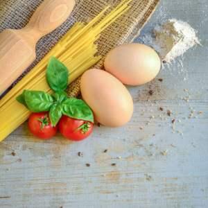 Ingredientes en dieta mediterranea