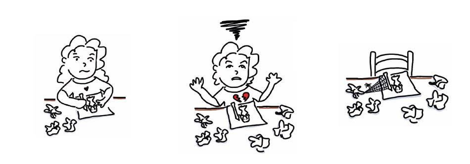 Lo que dibujas es suficientemente bueno por Jeannel King