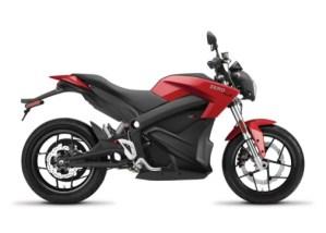 2017 Zero SR model