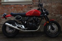 Buccaneer Classic 250cc motorcycle $3499