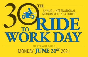 National Ride To Work Day!