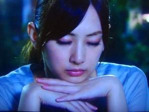 北川景子 寝顔