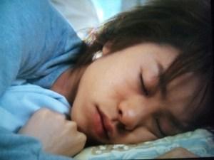 櫻井翔 寝顔