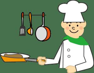 料理 フリー素材