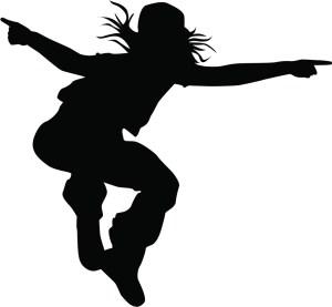 ダンサー フリー素材