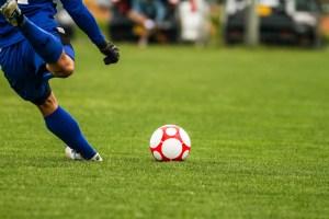 サッカー フリー素材