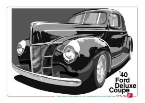 フォード ピックアップトラック フリー素材