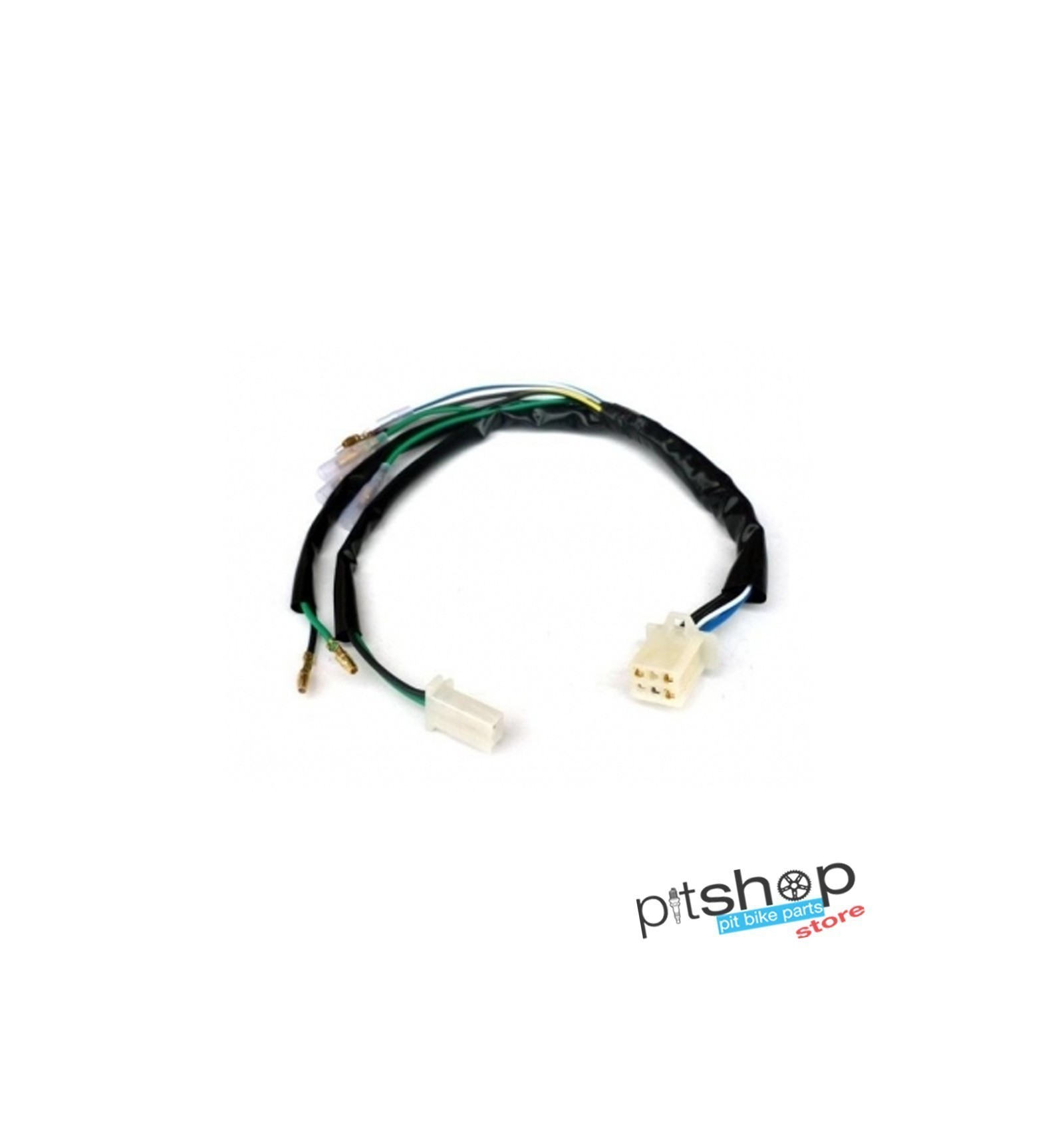 CDI Pit Bike 5 Pin Motor Wiring Harness From 125cc