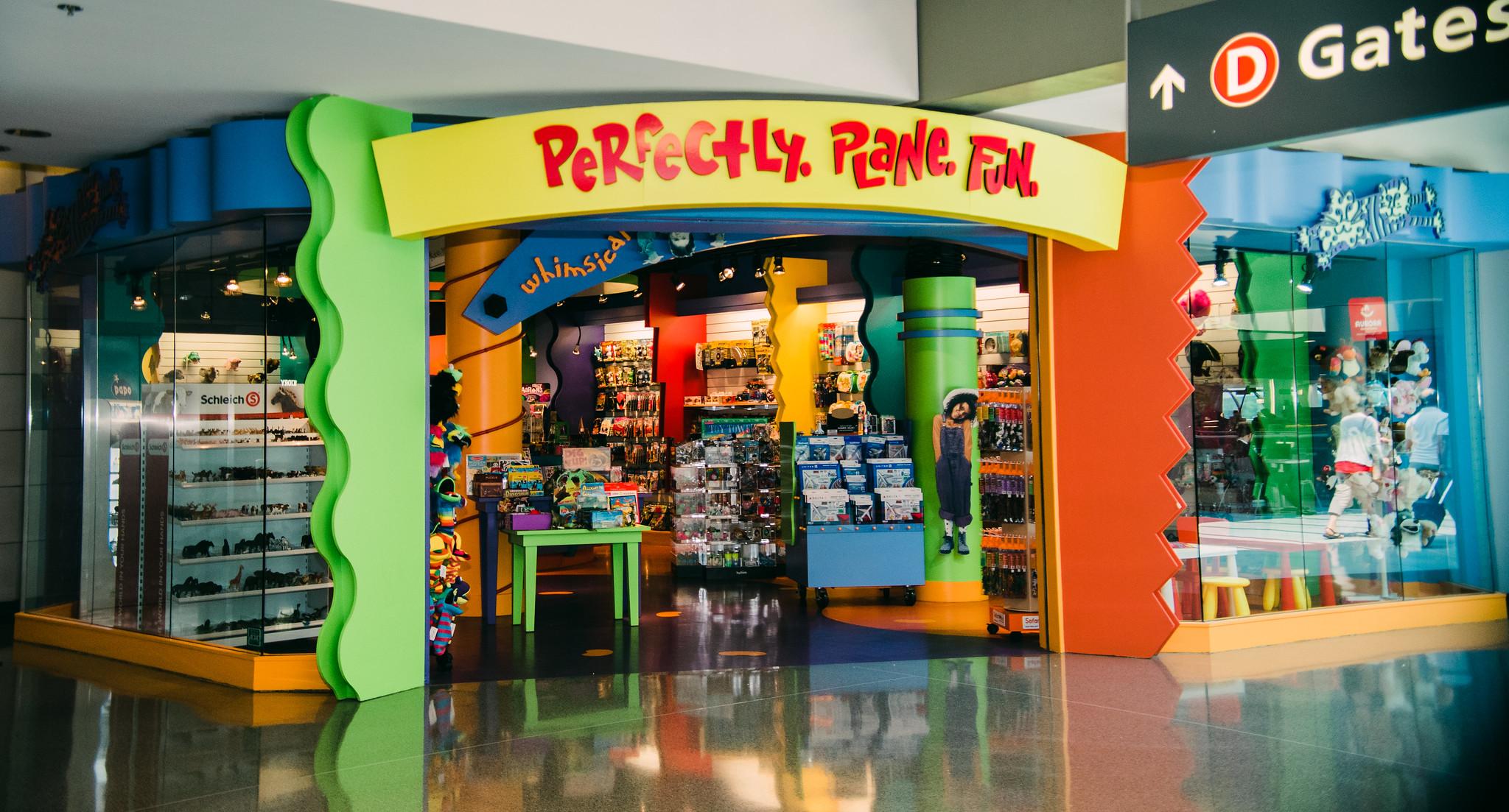 shops pittsburgh international airport