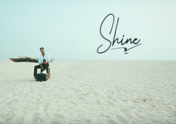 VIDEO: Johnny Drille - Shine