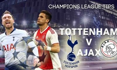 Totenham vs Ajax