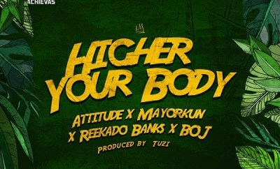 Attitude Higher Your Body