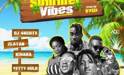 DJ 4Kerty Summer Vibes