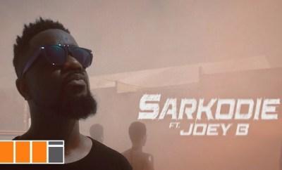 sarkodie legend video