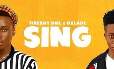 fireboy dml sing