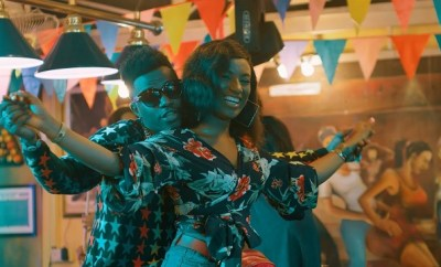 rayvanny gimi dat ft mayorkun video