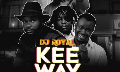 dj royal kee way