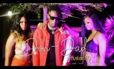 don-dad money video