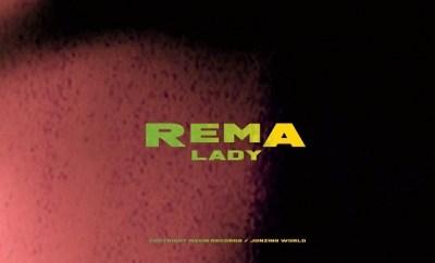 rema lady video