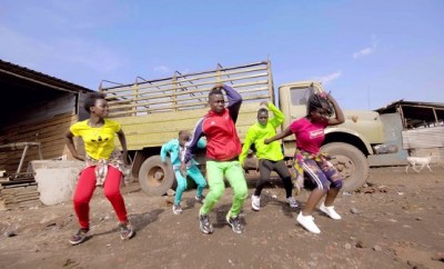 rosa ree alamba chini ft ghetto kids video