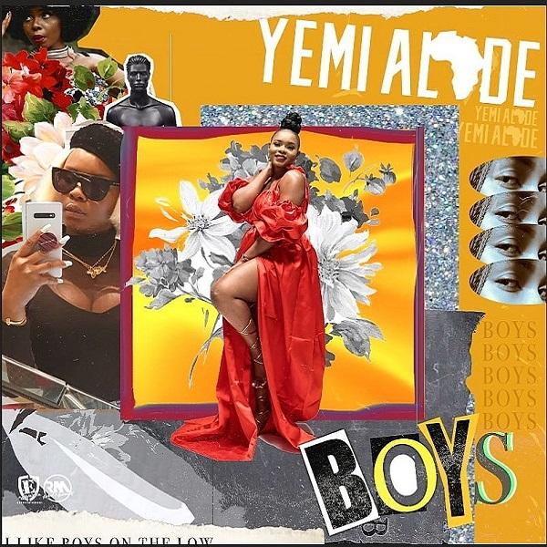 yemi alade boys