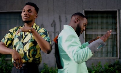dj neptune tomorrow ft victor ad video