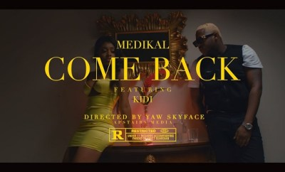 medikal come back video