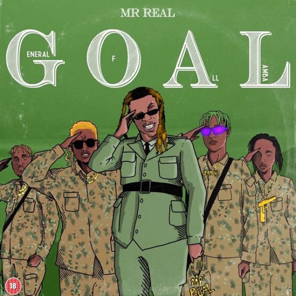 mr real goal ep