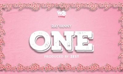 rayvanny one