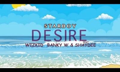 wizkid desire