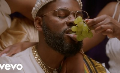 falz bop daddy video