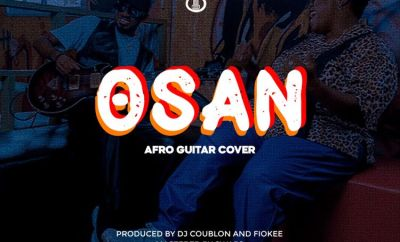 fiokee osan afro guitar cover