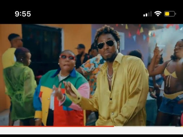 Orezi Your Body ft Teni video
