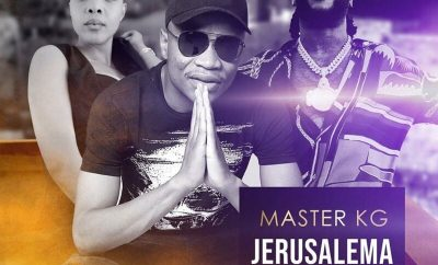 master kg jerusalema remix ft burna boy
